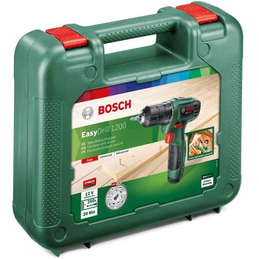 Bosch easydrill 12 li 2x1 5ah koferis akcija akumulatora skr vgriezis psr 12 v jaunums - Bosch psr 1200 li 2 ...