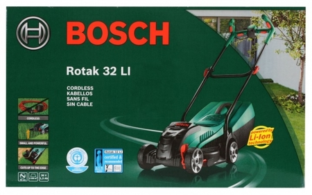 bosch rotak 32 li on high power ar 1x2 6 ah ergo flex. Black Bedroom Furniture Sets. Home Design Ideas